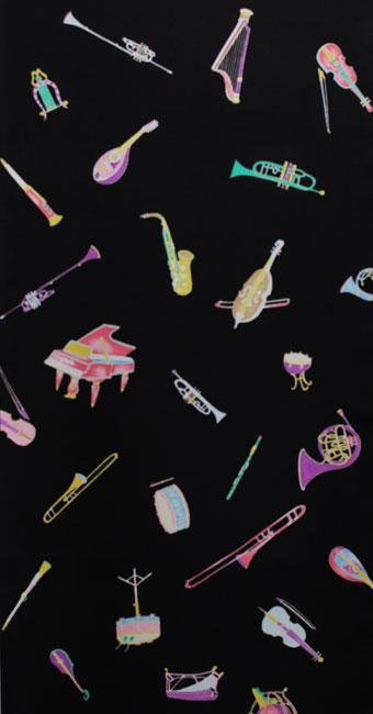 オーケストラ:黒