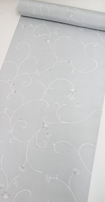 正絹駒絽「訳ありB反」小紋